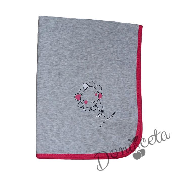 49616b2bd08 Бебешка памучна пелена тип рипс